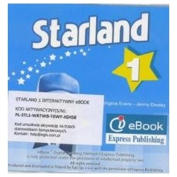 Starland 1 Interaktywny e-book EXPRESS PUBLISHING