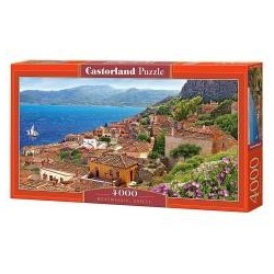 Puzzle 4000 Monemvasia,Greece CASTOR