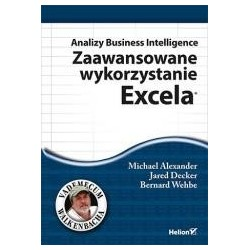 Analizy Business Intelligence. Zaaw. wyk. Excela