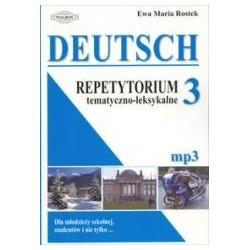 Deutsch. Repetytorium 3 tem-leks. mp3 w.2015