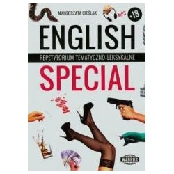 English Special. Repetytorium tem-lek + mp3 WAGROS