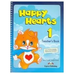 Happy Hearts 1 TB EXPRESS PUBLISHING