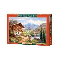 Puzzle 2000 High Country Retreat CASTOR