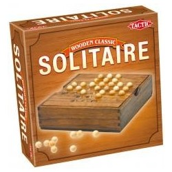 Wooden Classic - Solitaire
