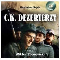 C.K. Dezerterzy CD MP3