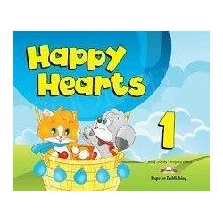 Happy Hearts 1 PB +CD + DVD EXPRESS PUBLISHING