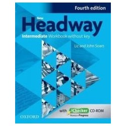 Headway 4E NEW Intermediate WB (iChecker) OXFORD