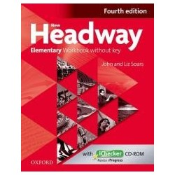Headway 4E NEW Elementary WB (iChecker) OXFORD