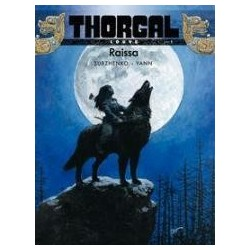 Thorgal - Louve T.1. Raissa