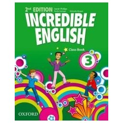 Incredible English 2E 3 CB OXFORD