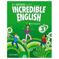 Incredible English 2E 3 AB OXFORD