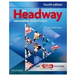 Headway 4E NEW Intermediate SB Pack (iTutor DVD)