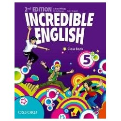 Incredible English 2E 5 CB OXFORD