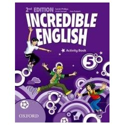 Incredible English 2E 5 AB OXFORD
