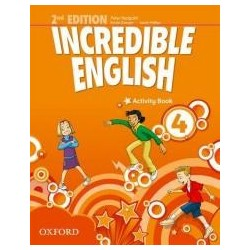 Incredible English 2E 4 AB OXFORD