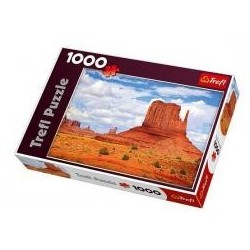 Puzzle 1000 Monument Valley, USA TREFL