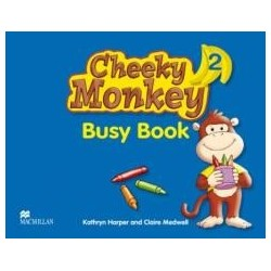 Cheeky Monkey 2 WB MACMILLAN