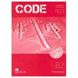 Code Red B2 WB+CD MACMILLAN