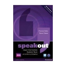 Speakout Upper-Intermediate SB+Active+MyEngLab
