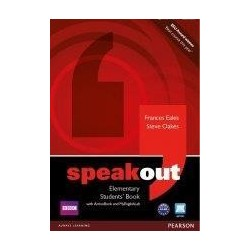 Speakout Elementary SB+Active Book PEARSON