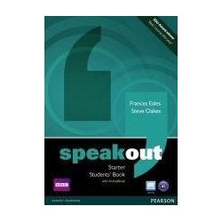 Speakout Starter SB+Active Book PEARSON