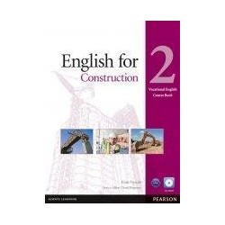 English for Construction 2 SB +CD PEARSON