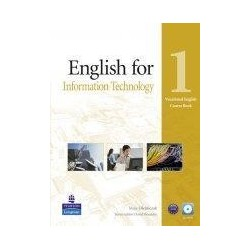 English for IT 1 SB+CD PEARSON