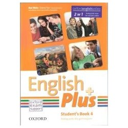 English Plus 4A SB & E-WB OXFORD
