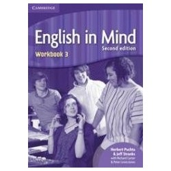 English In Mind 3 WB 2nd Edition CAMBRIDGE