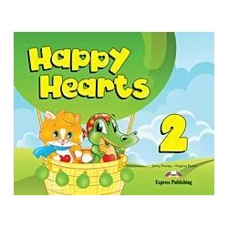 Happy Hearts 2. Pupil's Pack EXPRESS PUBLISHING