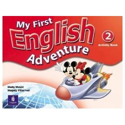 My First English Adventure 2 WB LONGMAN
