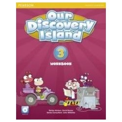 Our Discovery Island 3 WB PEARSON