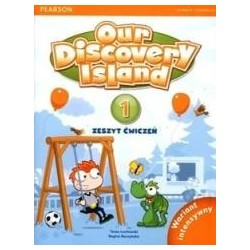 Our Discovery Island 1 WB wariant intens. PEARSON