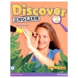 Discover English 2 WB +CD PEARSON