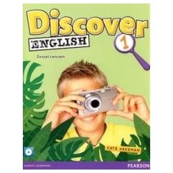 Discover English 1 WB +CD PEARSON