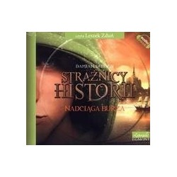 Strażnicy historii. Nadciąga burza. Audio CD MP3