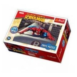Puzzle 54 mini Spiderman 4 TREFL