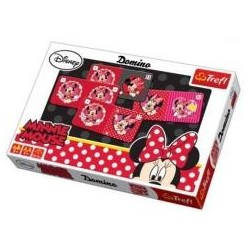 Domino Minnie Mouse TREFL