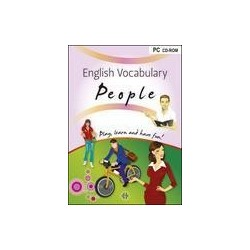 English Vocabulary. People CD