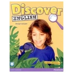 Discover English Starter WB + CD PEARSON