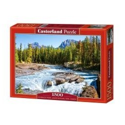 Puzzle 1500 Athabasca River - Canada CASTOR