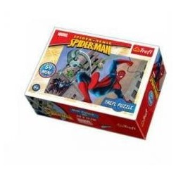 Puzzle 54 mini Spiderman 2 TREFL