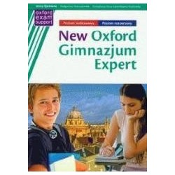 Oxford Gimnazjum Expert 3E + Extender Pack OXFORD