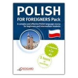 Polish for foreigners Pakiet +CD EDGARD