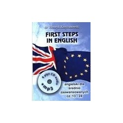 First steps in English cz.2 (13-24) Intens. kurs
