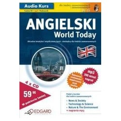 Angielski - World Today pakiet EDGARD