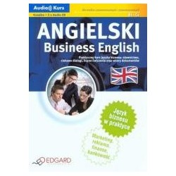 Angielski. Business English. Audio kurs EDGARD