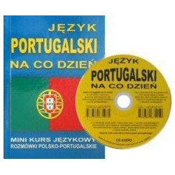 J. Portugal. na co dzień. Mini kurs jęz. CD gratis