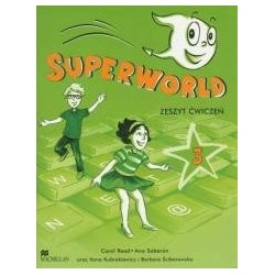 Superworld 3 WB MACMILLAN