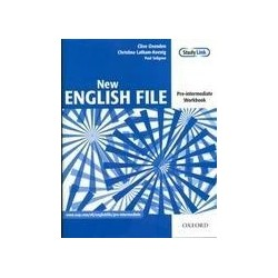 English File NEW Pre-Intermediate Matura WB OXFORD
